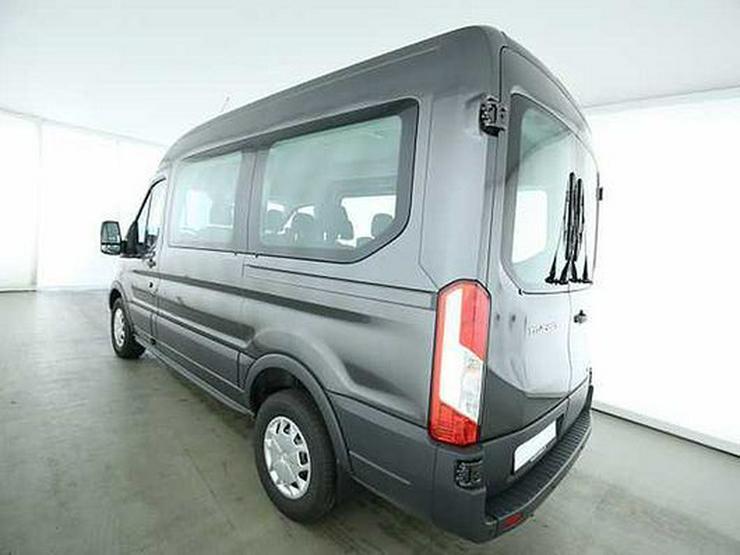 Bild 2: FORD Transit FT 350 L2H2 9Sitze Trend Euro6 Kombi Bus 2.0 TDCi DPF Klima Radio