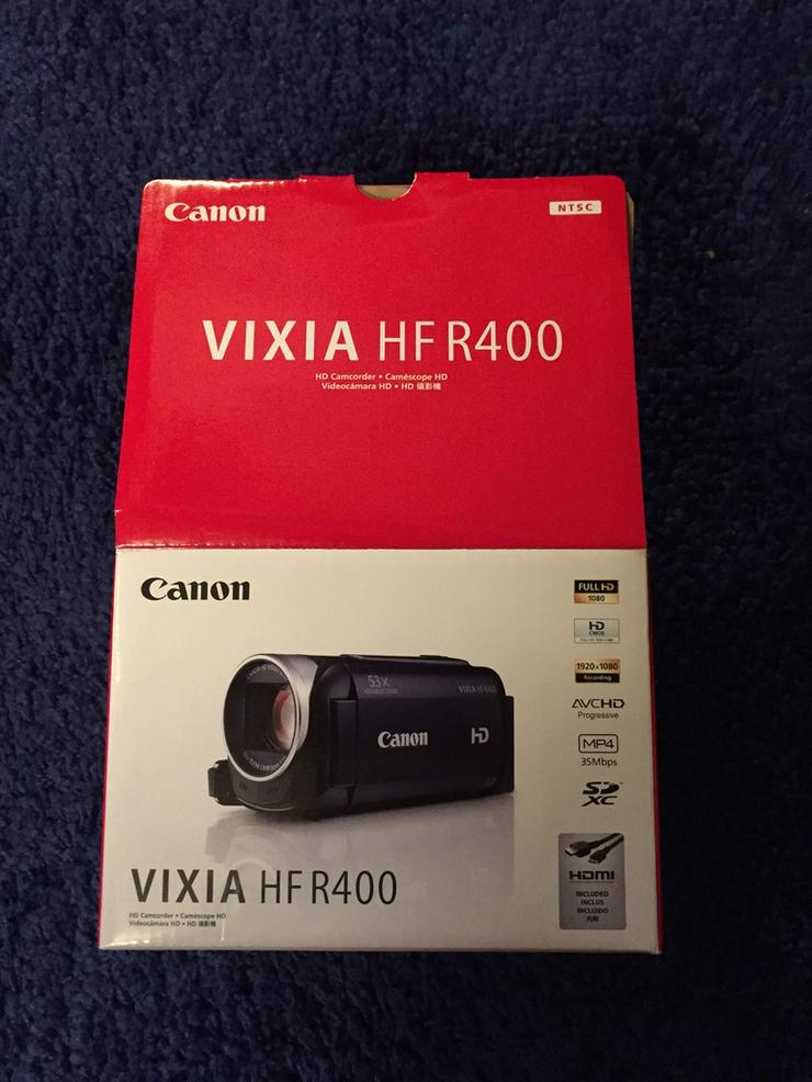 Canon Vixia Hfr 400