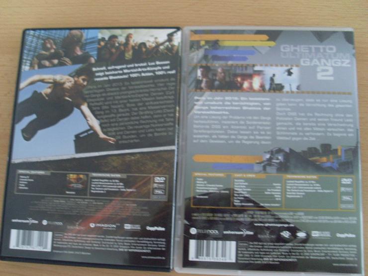 Bild 2: Ghetto Gangz 1 + 2 DVD Full UNCUT Super Bass