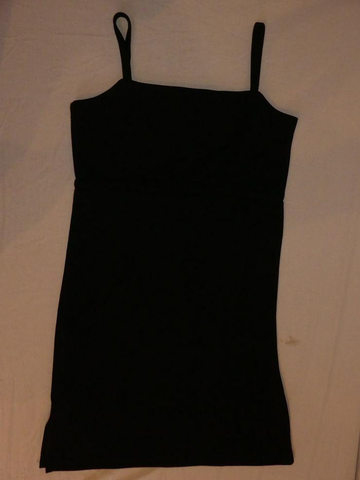 Bild 5: schwarzes Kleid in Größe S