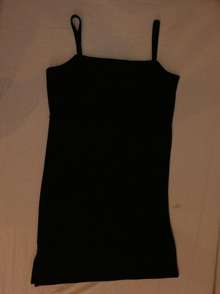 Bild 6: schwarzes Kleid in Größe S