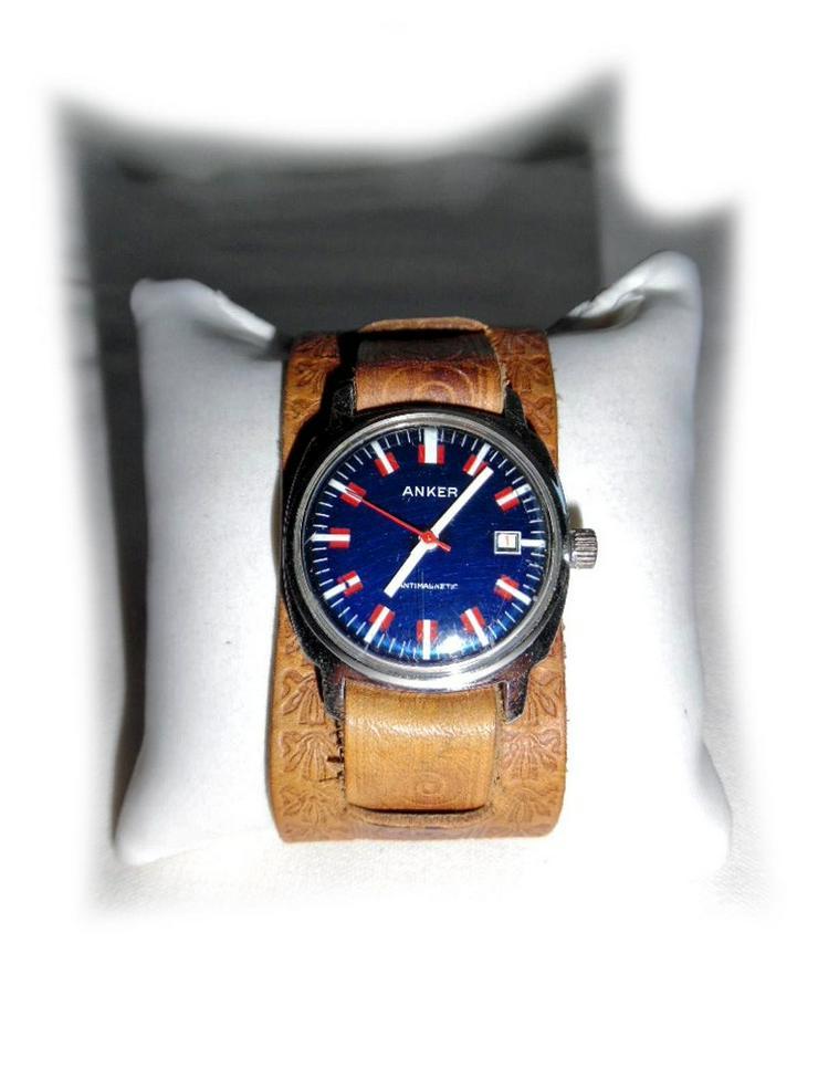 Sportliche Armbanduhr von Anker