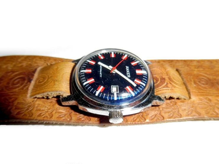 Bild 3: Sportliche Armbanduhr von Anker