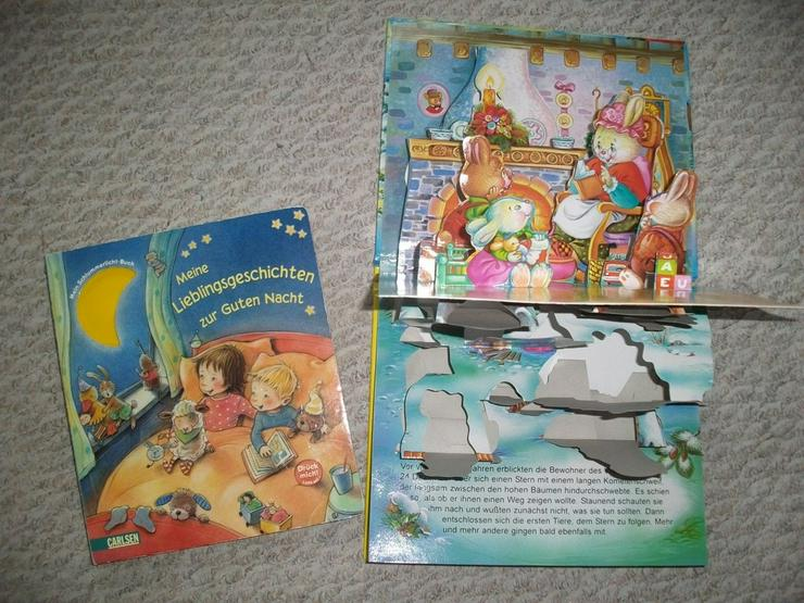 Bild 2: Pappbuch - Pop Up Buch