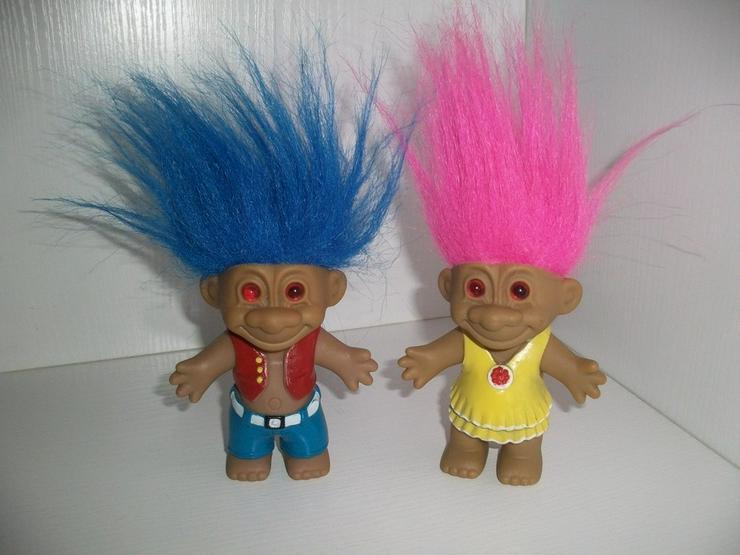 Bild 2: Trollfamilie