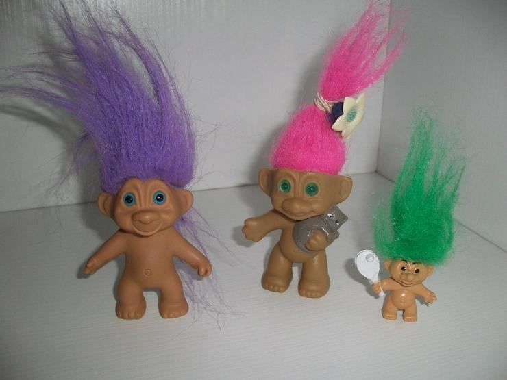 Bild 3: Trollfamilie