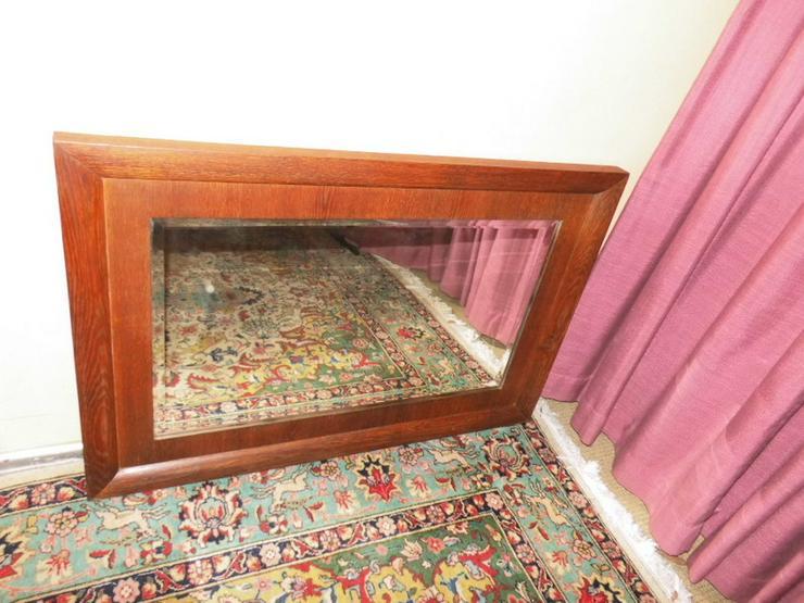Sehr schöner antiker Spiegel um 1930 / großer - Spiegel & Rahmen - Bild 1