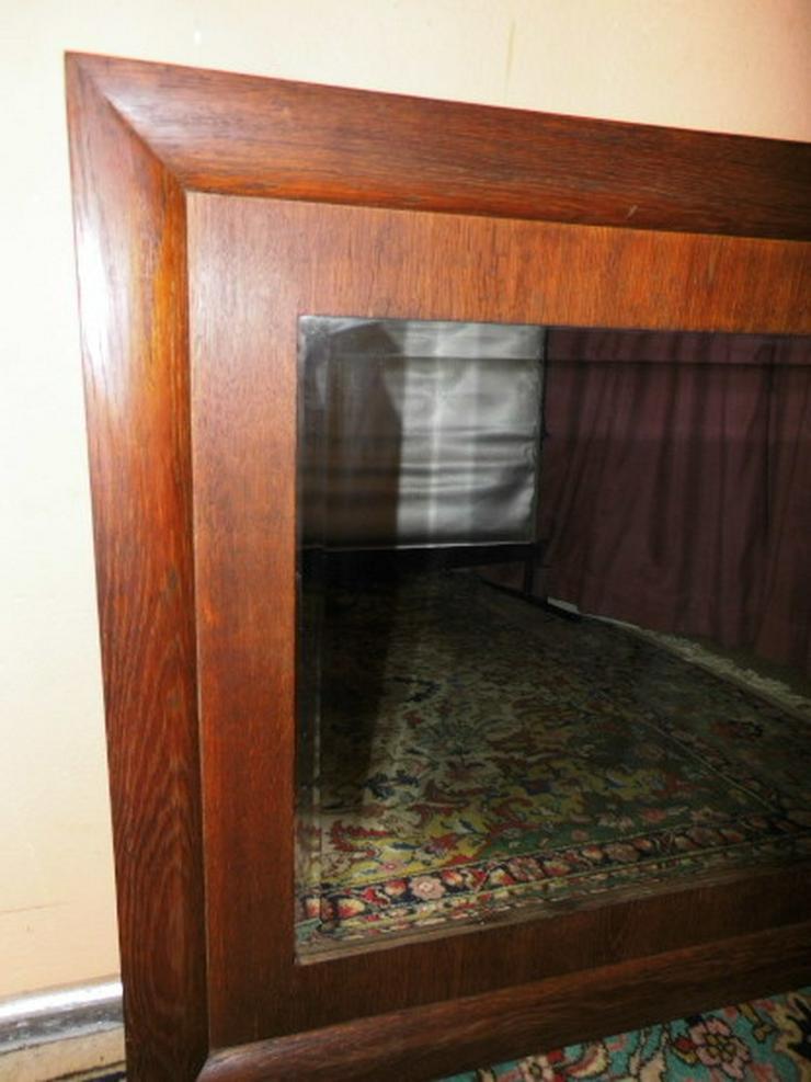 Bild 3: Sehr schöner antiker Spiegel um 1930 / großer