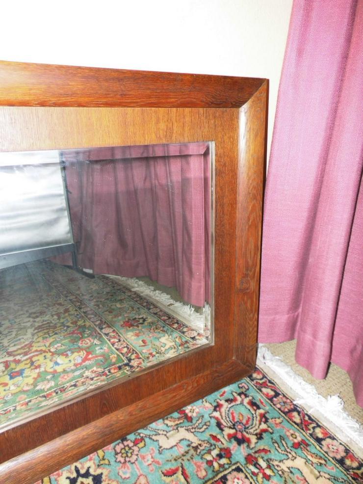 Bild 5: Sehr schöner antiker Spiegel um 1930 / großer