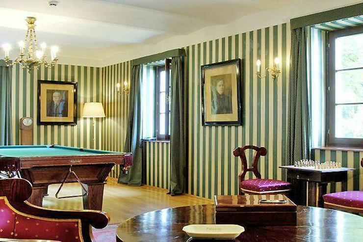 Bild 3: Schloss (Hotel) mit Pferdestall auf 35000 qm Land zu verkaufen!