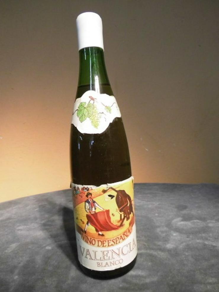 1 Fl. spanischer Weißwein Valencia Blanco, VEB