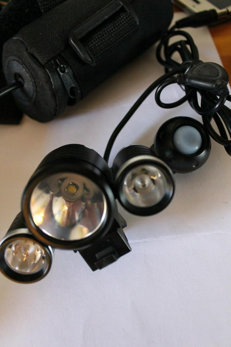 LED-Fahrradlampe