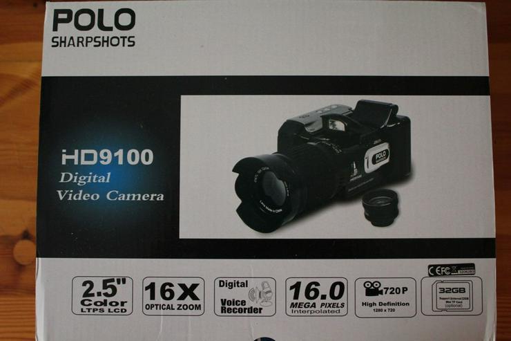 Videocamera - Supercam