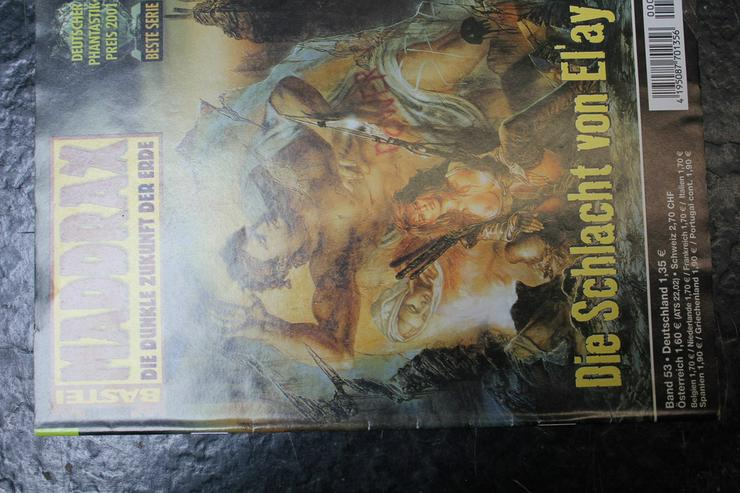 Maddrax - Romane, Biografien, Sagen usw. - Bild 1