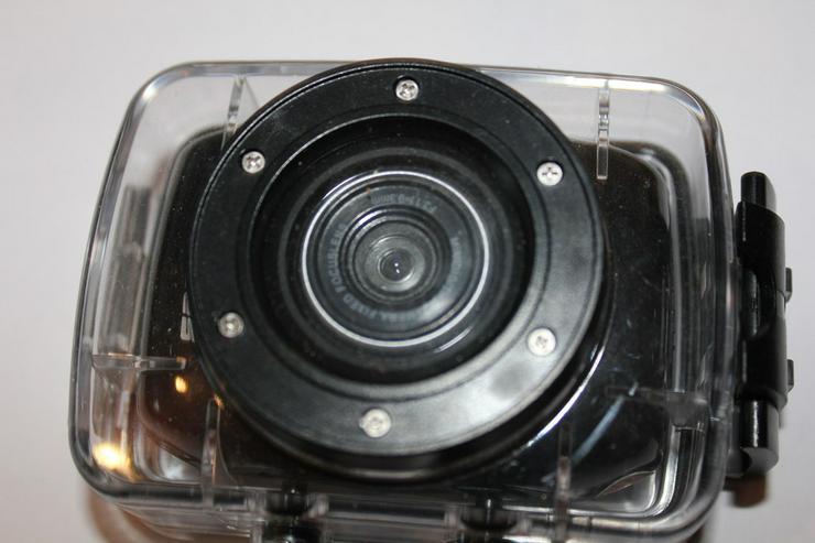 Action-Camcorder - Aktions Videokamera
