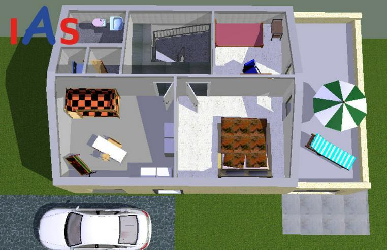 Neubau: Top-EFH mit zukunftssicherem Energiekonzept in ruhiger Ortsrandlage zu verkaufen! - Haus kaufen - Bild 4