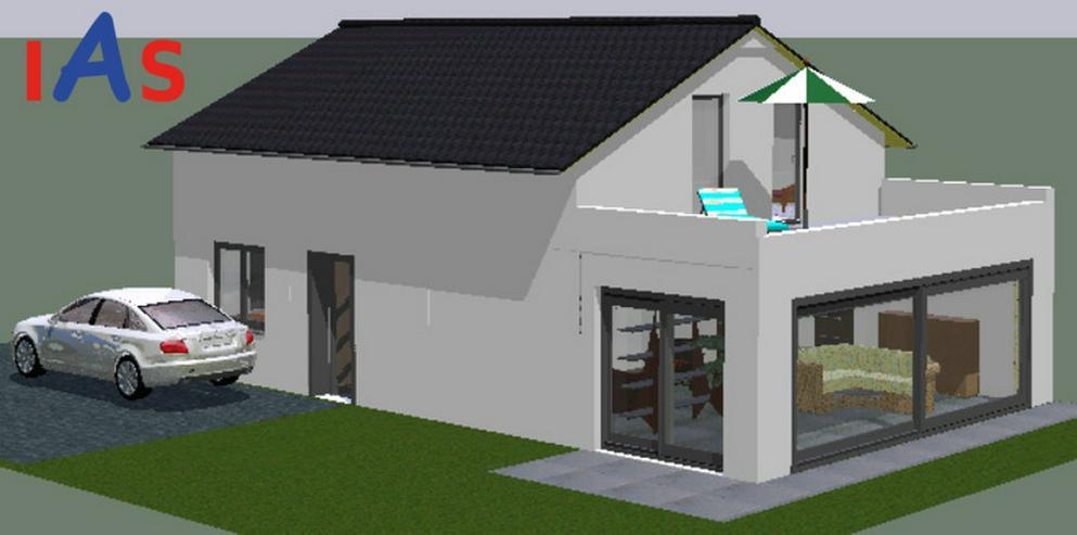 Bild 2: Neubau: Top-EFH mit zukunftssicherem Energiekonzept in ruhiger Ortsrandlage zu verkaufen!