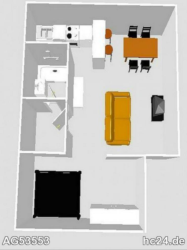 Bild 1: *** neu möbliertes 1,5 Zimmer Apartment mit Münsterblick