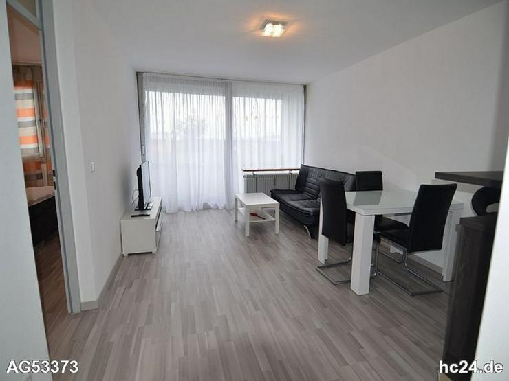 Bild 2: *** renovierte, möblierte 2 Zimmerwohnung in Neu-Ulm, Ludwigsfeld
