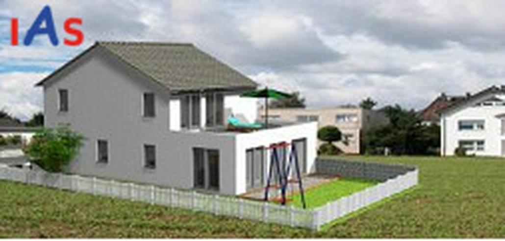 Exklusivität & Flair - Top-moderne DHH in Tegernheim! Neubau! KfW-55-Standard mit Penthou... - Haus kaufen - Bild 1