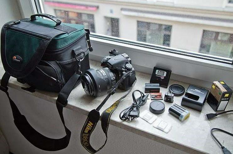 Nikon D800 mit Nikkor AF-S 24-120mm f/4G ED VR
