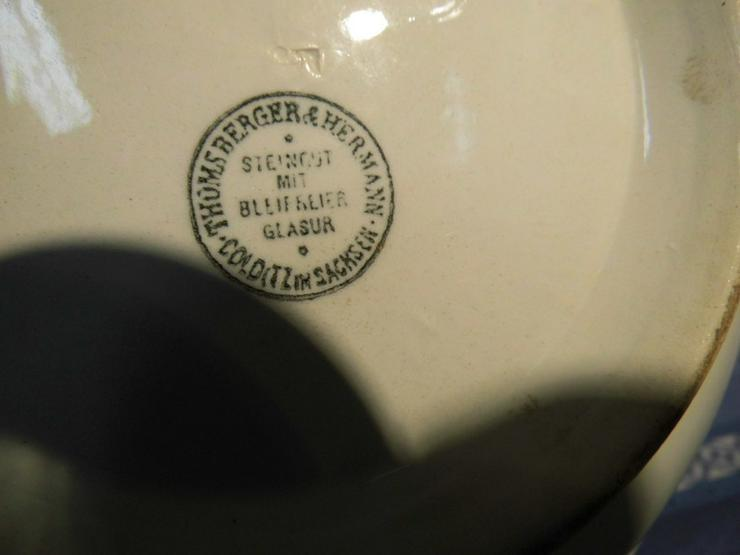Bild 5: Antike Keramik Schale THOMSBERGER & HERMANN /