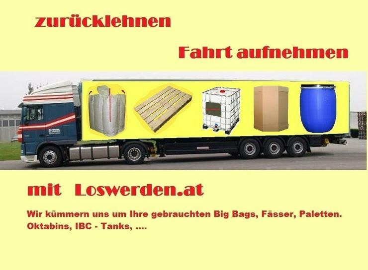 Bild 4: 60 l Deckelfässer aus Köln