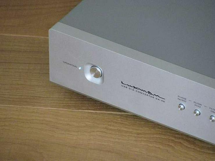 Bild 2: Luxman DA-06 - DSD128 Native - DAC