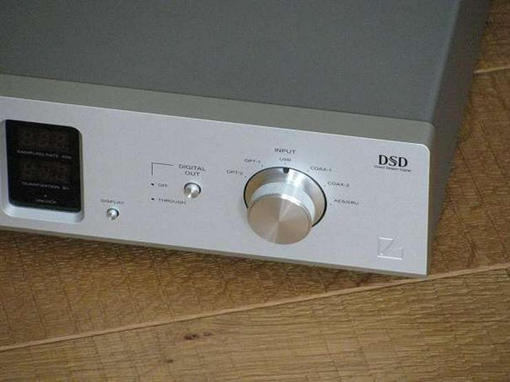 Bild 3: Luxman DA-06 - DSD128 Native - DAC