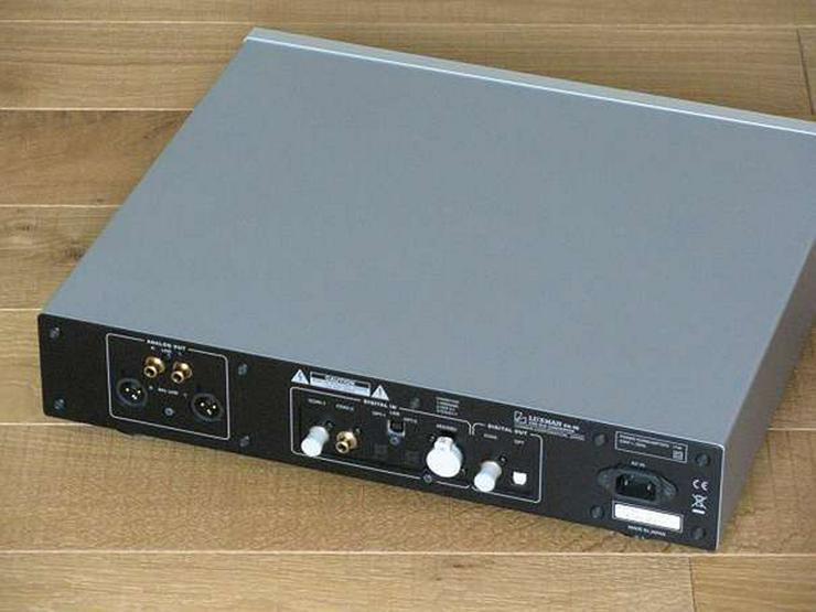 Bild 4: Luxman DA-06 - DSD128 Native - DAC