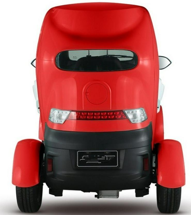 Bild 5: Elektromobil Scooter 4 Rad Kabinenscooter