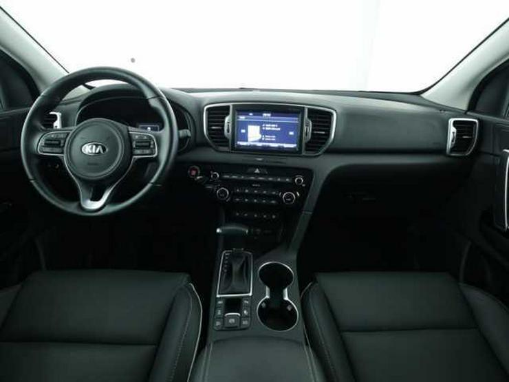 Bild 4: KIA Sportage 2.0CRDi Platinum Aut. AWD Nav Leder Xen