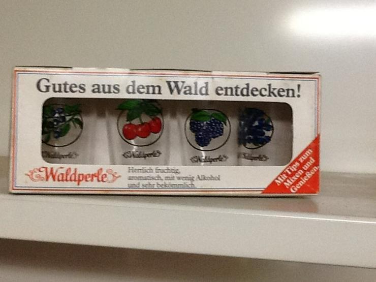 Bild 2: Waldperle-Saftglas-4er Set-