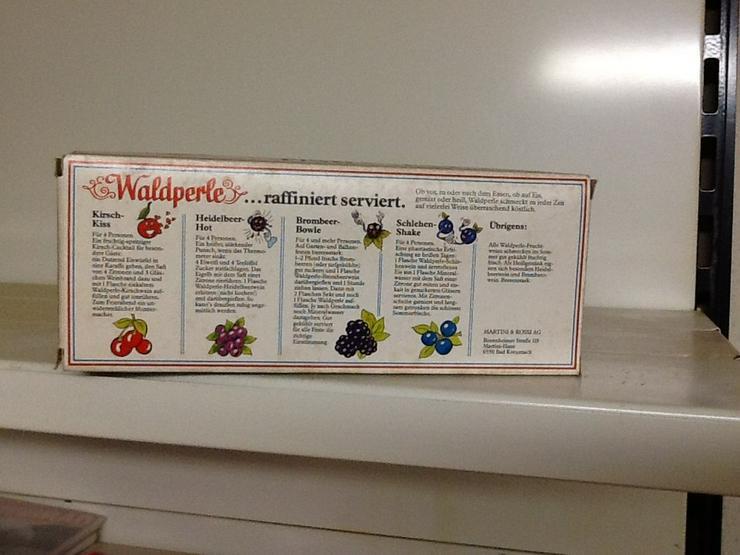 Bild 3: Waldperle-Saftglas-4er Set-