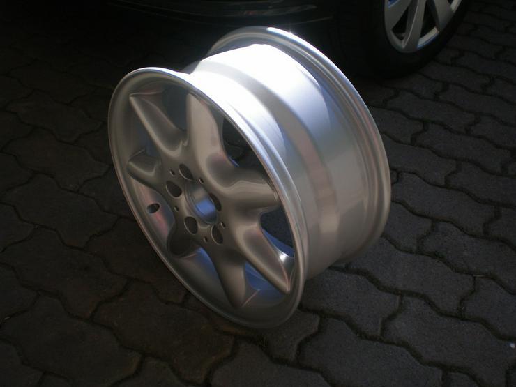 Bild 3: Neue Originalverpakte Mercedes Benz Alu Felge