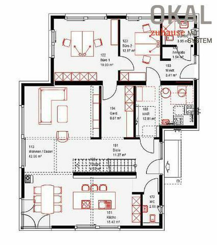 Freistehendes Generationenhaus - Haus kaufen - Bild 2