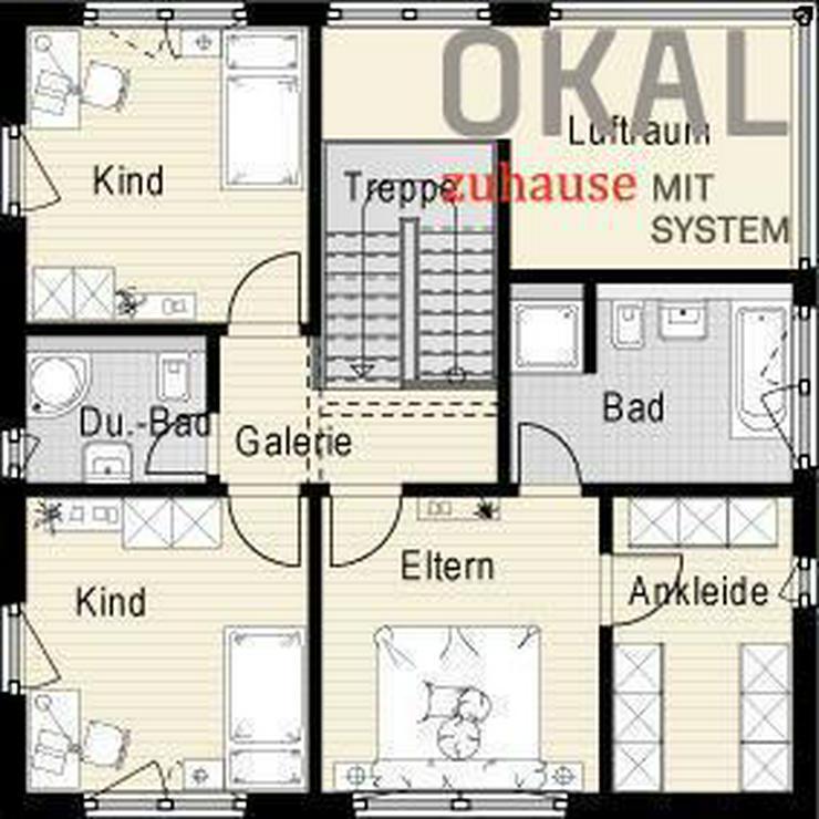 Bild 3: Eine Wohngalerie zum Verlieben. Einfamilienhaus mit viel Platz und Charisma!