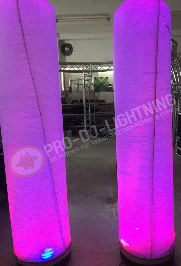 Verleih LED Sichtsäule Eurolite AC-100 Aircone - Party, Events & Messen - Bild 1