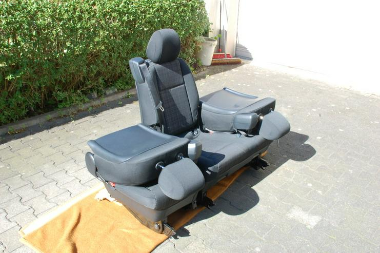Bild 5: Sitzbank Komfort Mercedes Benz Vito