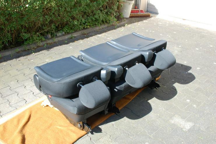 Bild 6: Sitzbank Komfort Mercedes Benz Vito
