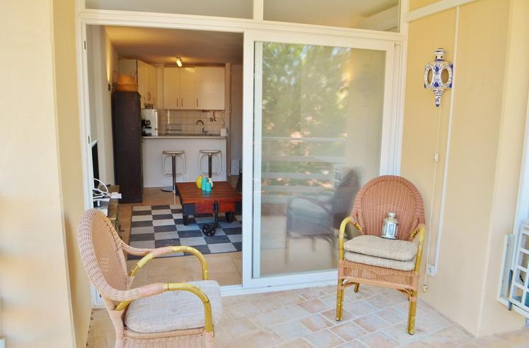 Bild 2: Modern möbliertes Apartment in der beliebten Wohnanlage Es Turo