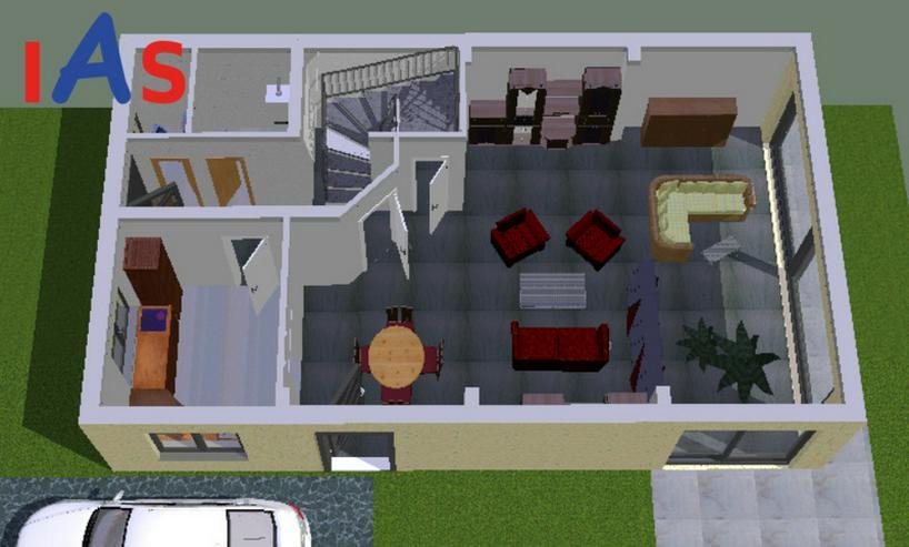 Bild 2: Neubau: Großzügiges Energiesparhaus mit Fernsicht!