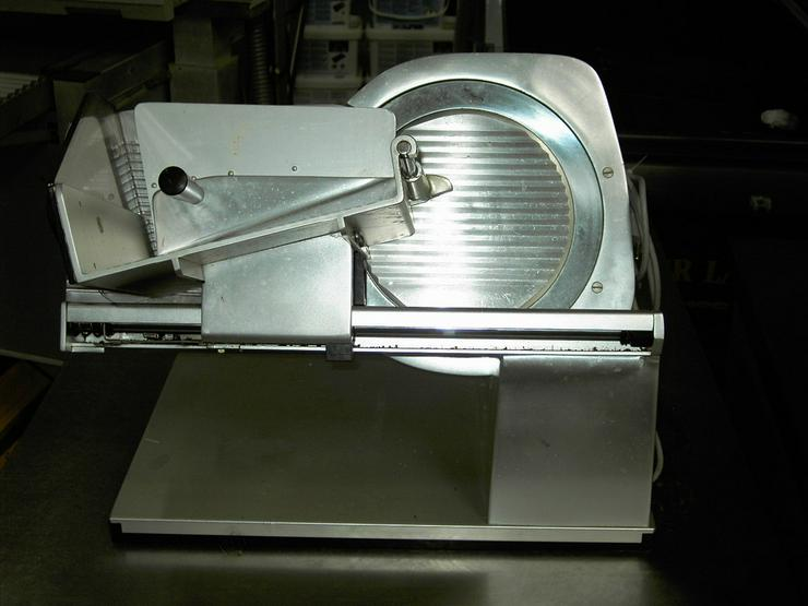 Allesschneider Aufschnittmaschine GRAEF S-2560