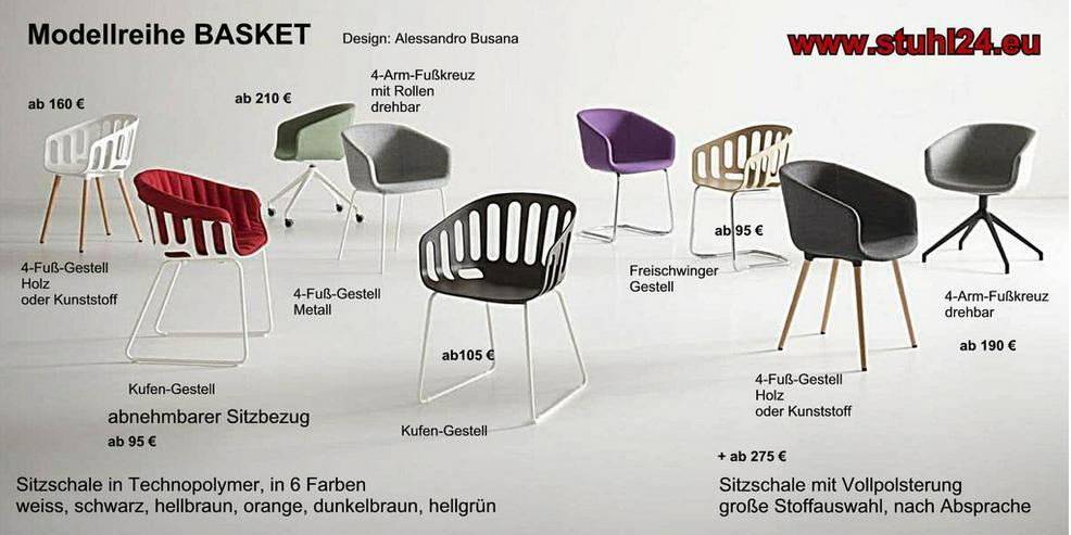Armlehnstuhl BASKET von GABER Design, Italien