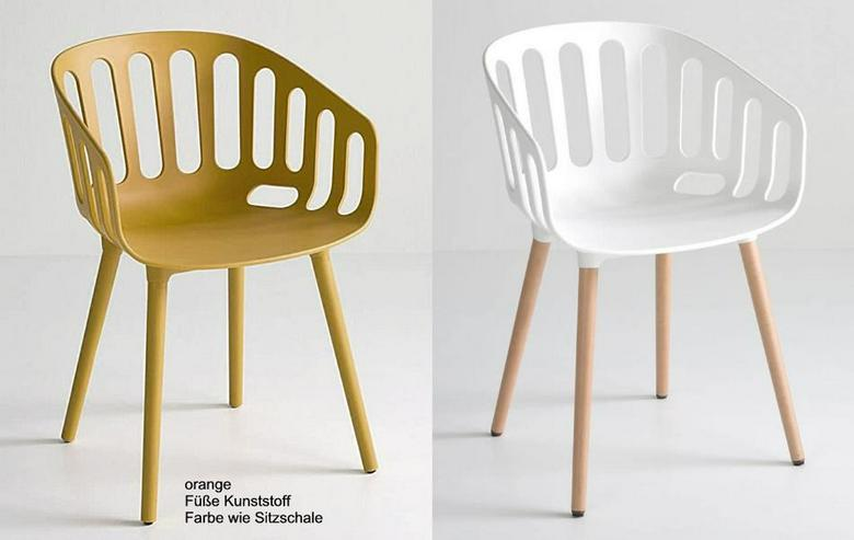 Bild 4: Armlehnstuhl BASKET von GABER Design, Italien