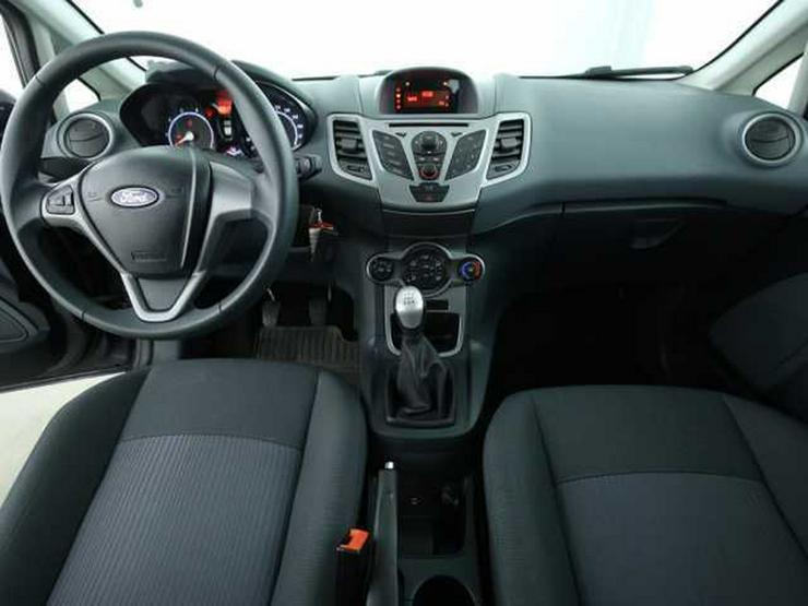 Bild 4: FORD Fiesta 1.25 Trend Sitzhzg Klimaanlage Radio-CD