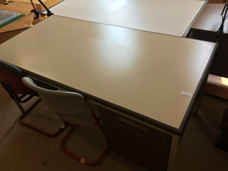 Bild 2: Schreibtisch Bürotisch Computertisch günstig