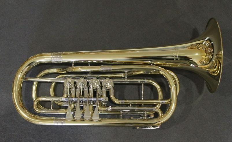 Cerveny Basstrompete 4 Ventile Mod. CTR 592-4 - Blasinstrumente - Bild 1