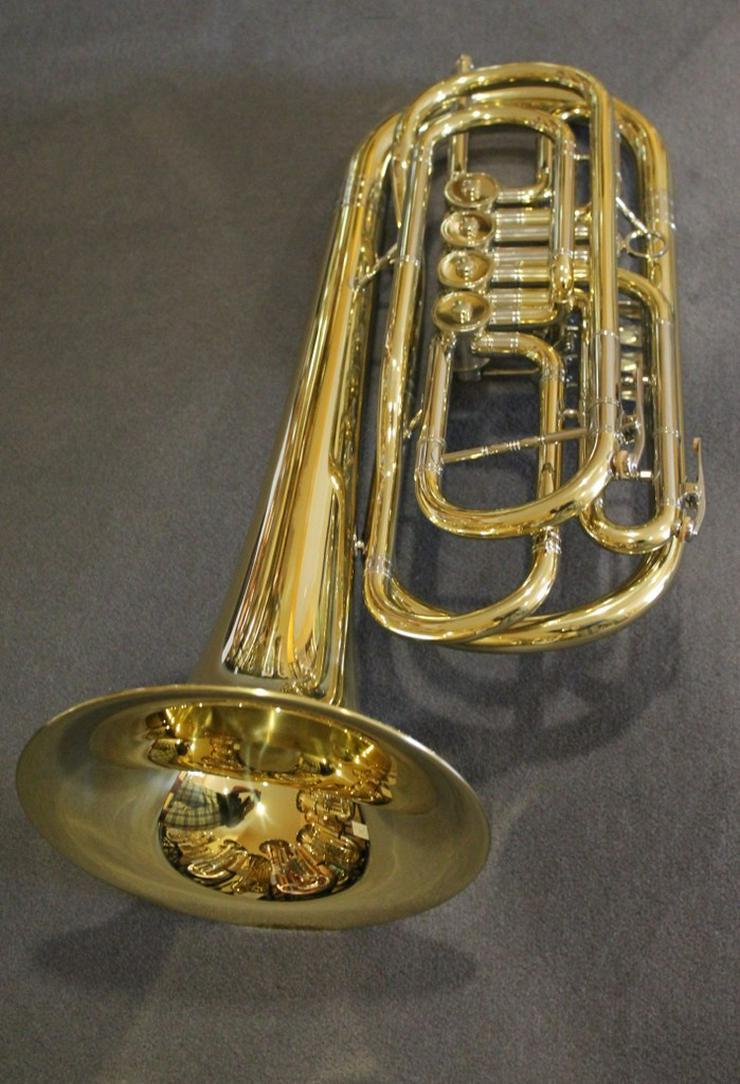 Bild 5: Cerveny Basstrompete 4 Ventile Mod. CTR 592-4