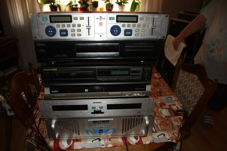 Bild 3: Stereoanlage Einzelbausteine Mit Mischpult